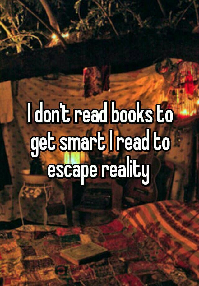 Books and reality