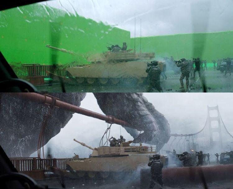 Monsternya aja CGI