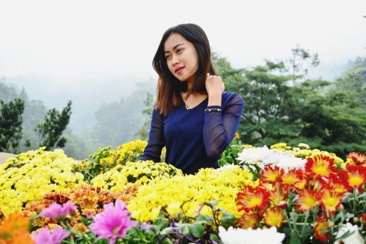 cantiknya... bunganya