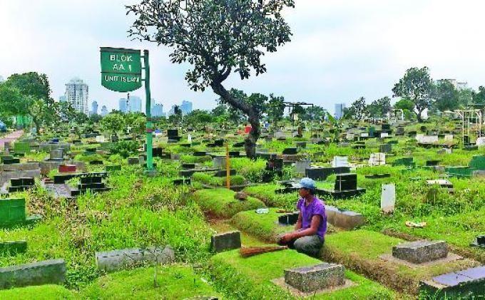pilih TPU biasa atau pemakaman mewah?