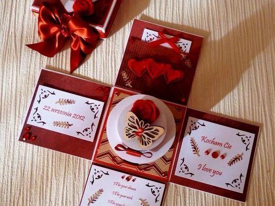 Nggak Hanya Bunga Dan Coklat Exploding Box Ini Bisa Kamu Jadikan Kado Valentine