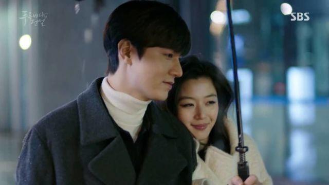 Lee Min Ho dalam The Legend of The Blue Sea