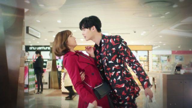 Lee Jong Suk dalam 7 First Kisses