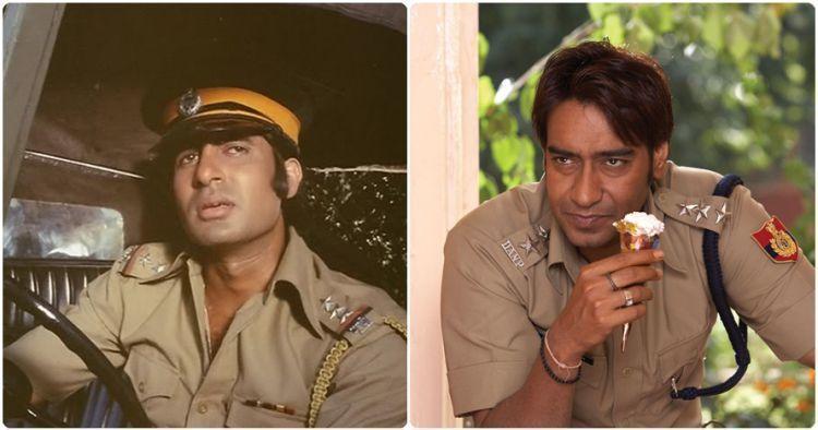 hampir seluruh aktor India pasti pernah memerankan tokoh inspektur Vijay
