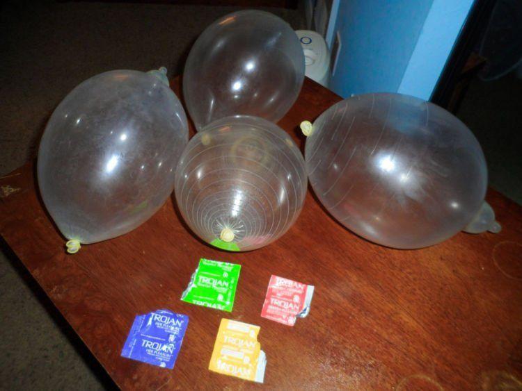 bikin balon