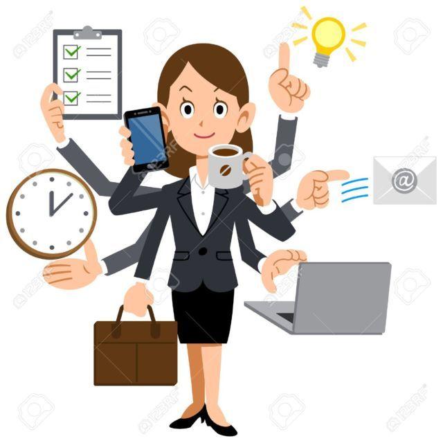 Jadilah wanita cerdas dan sibuk dengan hal-hal yang bisa menyalurkan energi positif untuk hari-harimu
