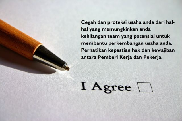 Hak dan kewajiban sama-sama penting