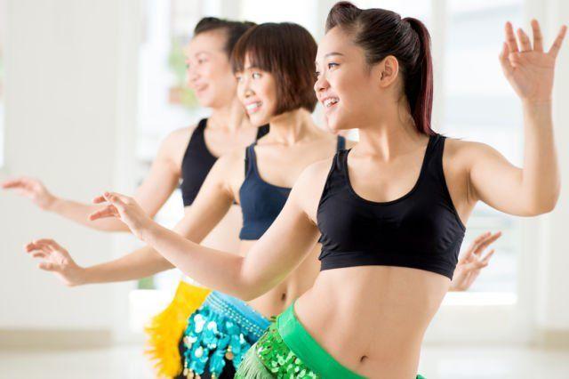 Belly aerobic