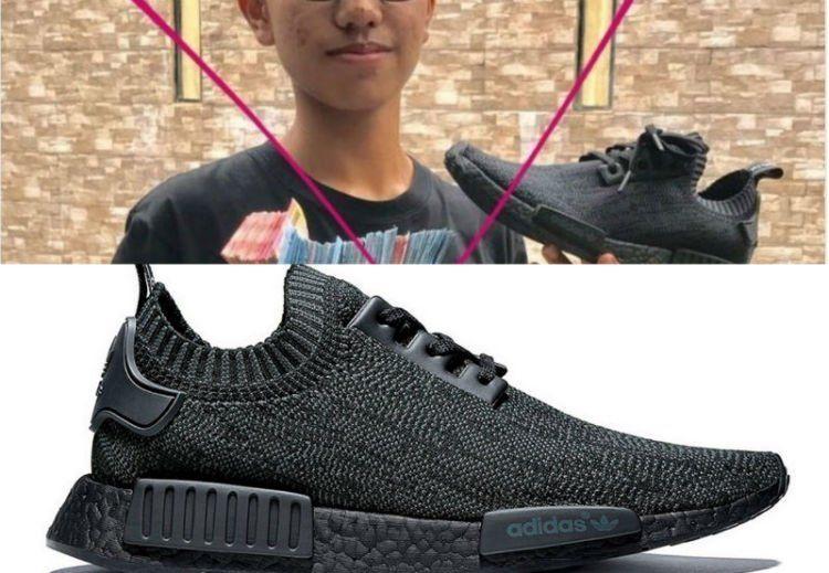 Yang ini kan sepatunya? (edited)