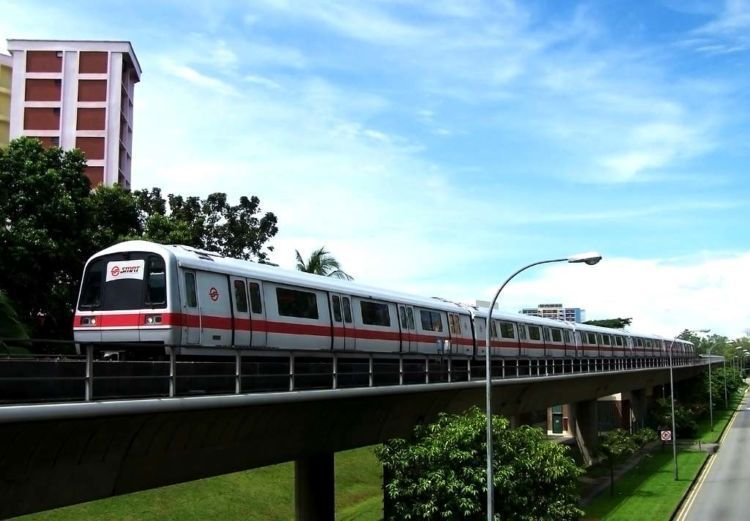 MRT di Singapura