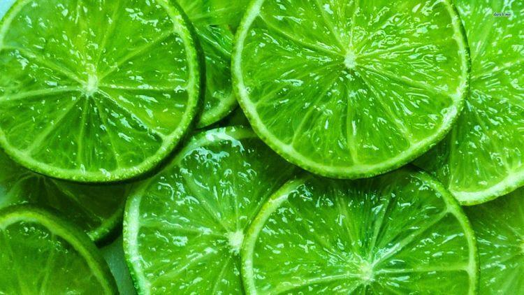 Air jeruk nipis hangat
