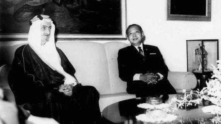 Kunjungan Pemerintah Saudi 47 tahun lalu