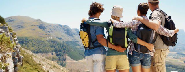 Should you travel with friends, family, your significant other, or just yourself?