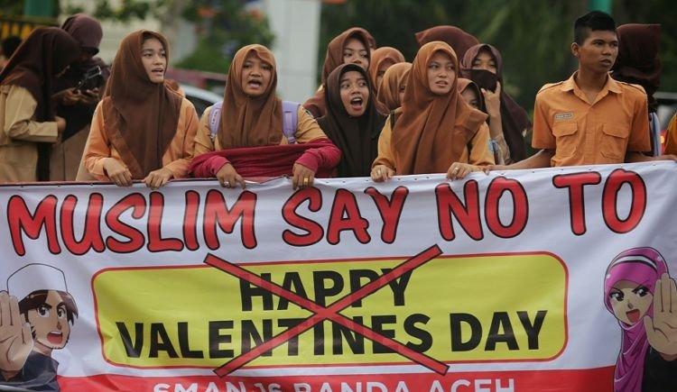 kontroversi Valentine's Day