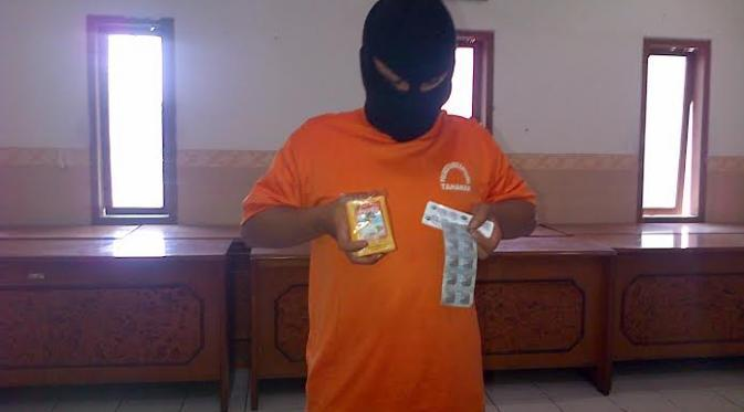 Penjual obat penggugur janin ditangkap