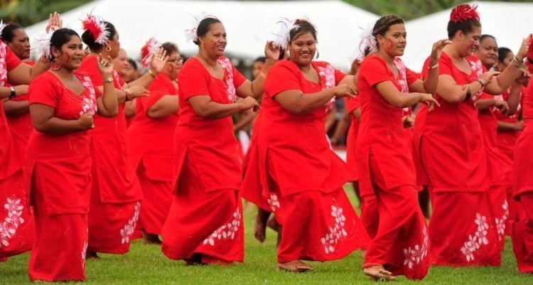 83% dari orang Samoa mengalami masalah kelebihan berat badan