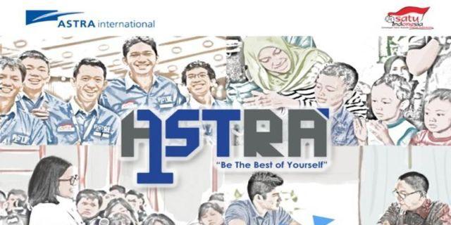 Beasiswa Astra International