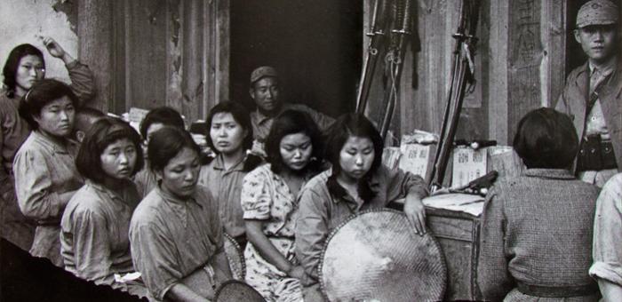 Jugun ianfu = perempuan penghibur
