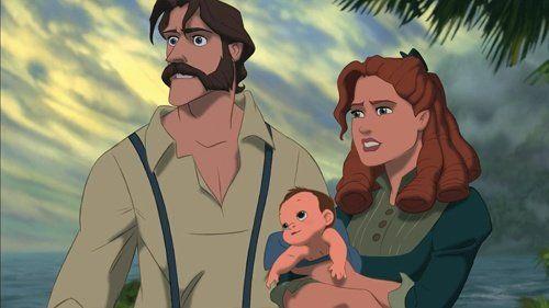 Tarzan parents