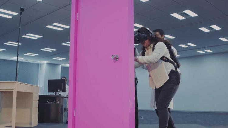 Kamu bisa merasakannya dengan VR ini