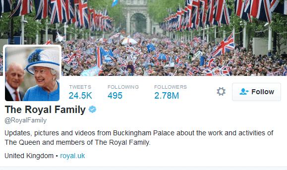 Tugasmu adalah mengelola semua aku media sosial sang ratu