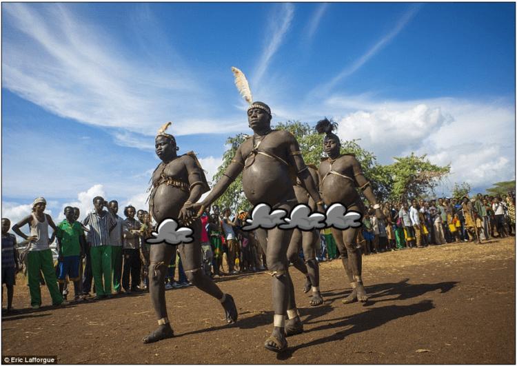 Pria idaman suku Bodi
