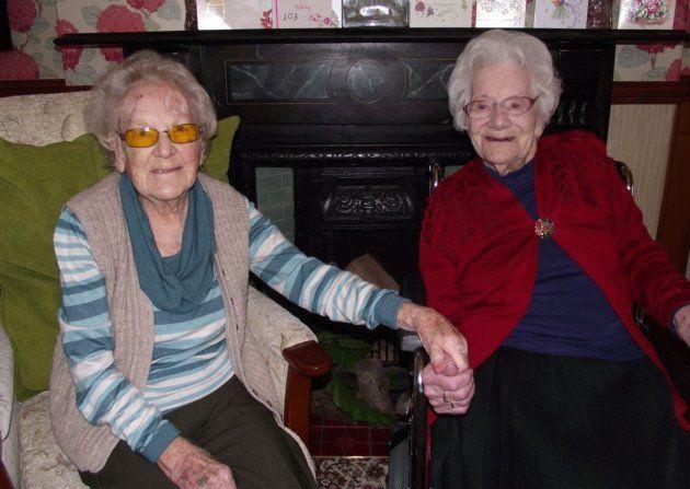 Jessie baru saja merayakan ulang tahunnya yang ke 104