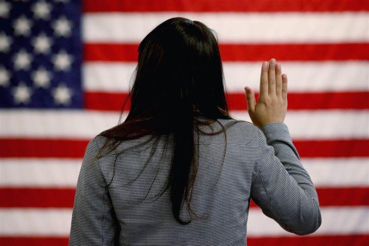Amerika dulunya juga negara Imigran Inggris