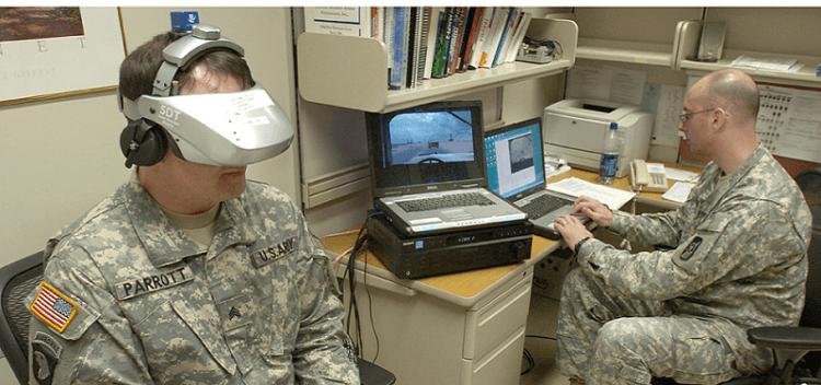 Terapi pascatrauma bagi veteran perang