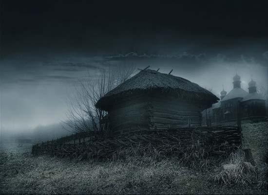 Kampung setan