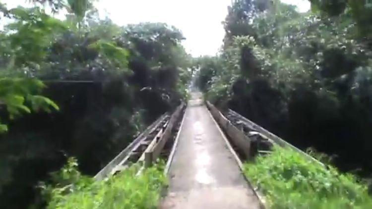 jembatan kali banjaran