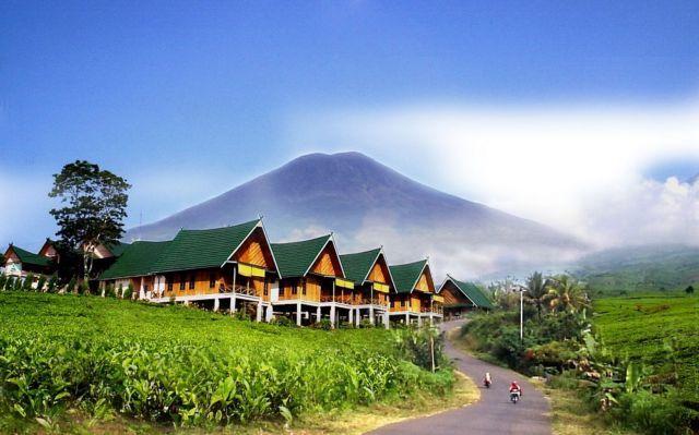 Gunung Dempo Pagaralam