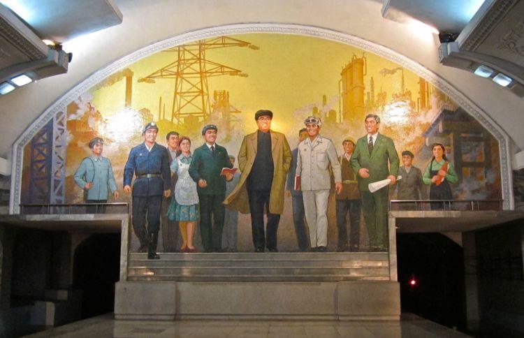 Sementara Pyongyang dibuka resmi pada 1973