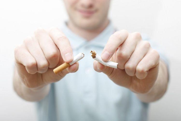 Terapi stop merokok dg petai