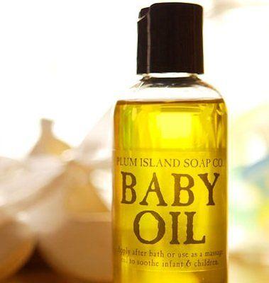 Pelaku mengira mereka membawa baby oil