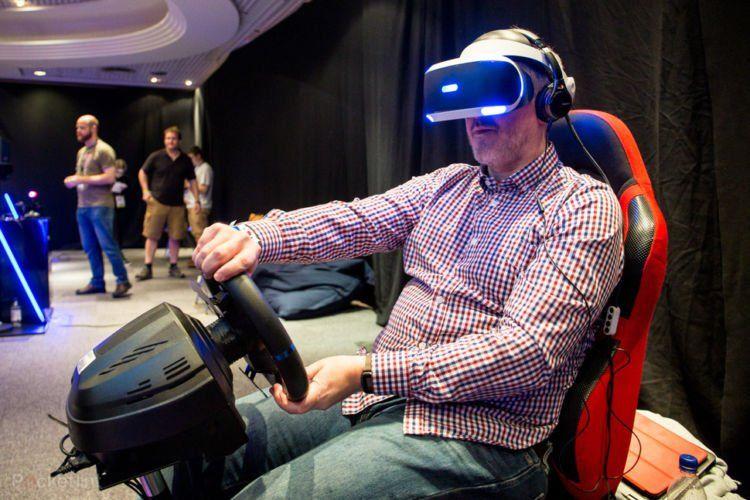 Gaming dan VR itu seru!