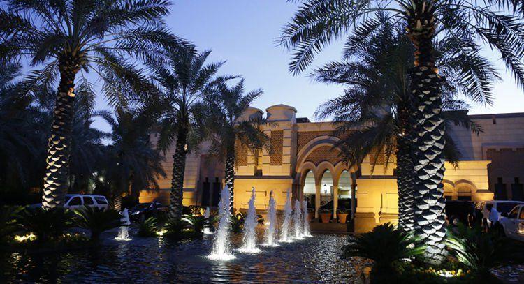 Erga Palace, Riyadh.