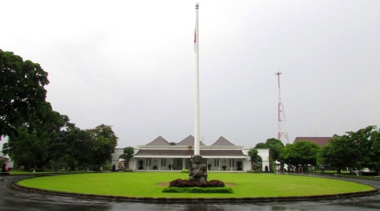 Di Yogyakarta nih