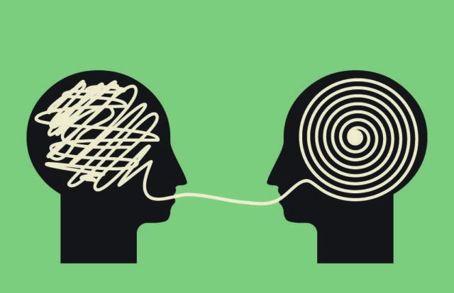 Cobalah untuk mengerti dan mendengarkan