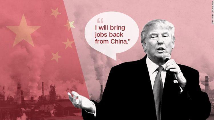 Trump geram karena ekonomi Cina menguasai dunia
