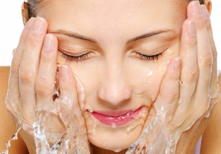 washing-face