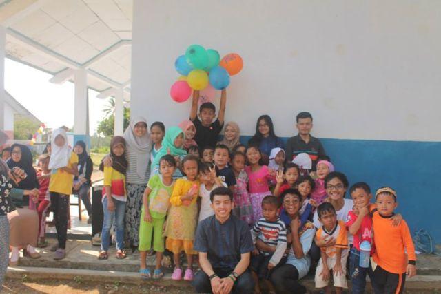 Dokumentasi Mari Mengajar 3 (di Cipinang, Ujung Kulon)