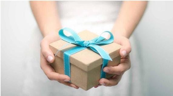 Hadiah kecil