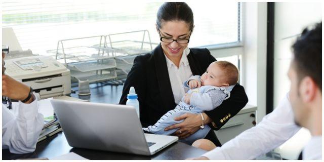 Bisnis Online aja biar bisa bisa sambil jaga Anak