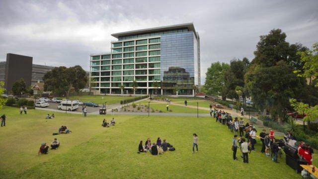 Monash University Caulfield Campus