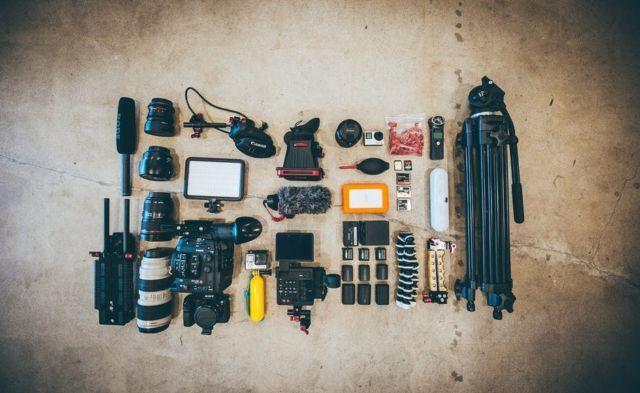 Alat Penunjang Kamera