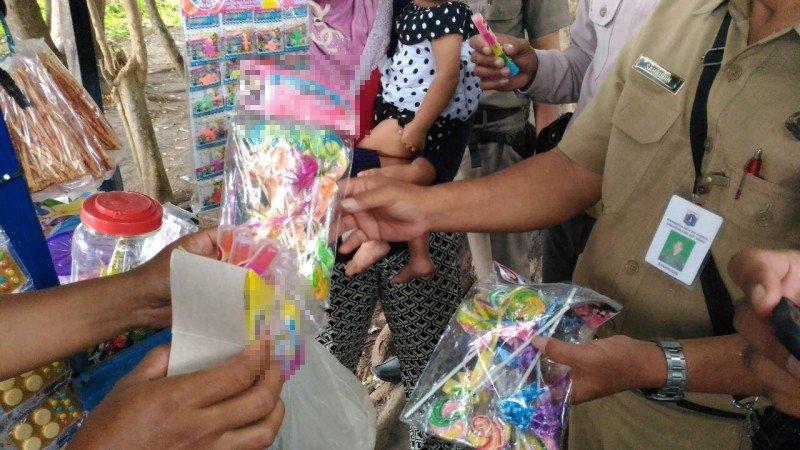 Diduga Jajanannya Dicampur Narkoba Anak Sd Di Surabaya Sampai