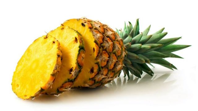 Buah nanas yang sangat digemari oleh wanita khususnya yang sedang diet