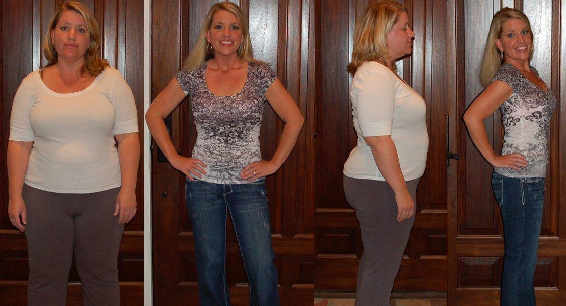 Как похудеть женщине за месяц