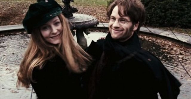 Lily Evans and James Potter